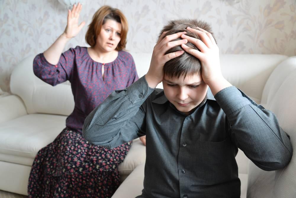 Ссоры родителей: чем опасно выяснение отношений на глазах у ребенка?