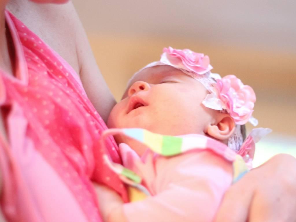 Стихи о рождении дочки