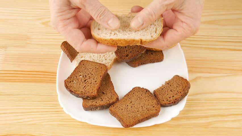 Какой хлеб можно есть на диете: сухари, тонкий лаваш, ржаной (черный), какой самый низкокалорийный, стоит ли употреблять при похудении