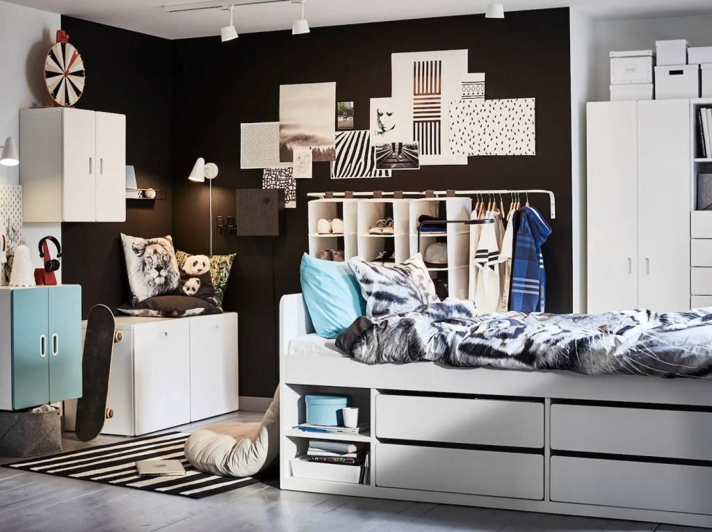 Идеи дизайна комнаты подростка 14-16 лет