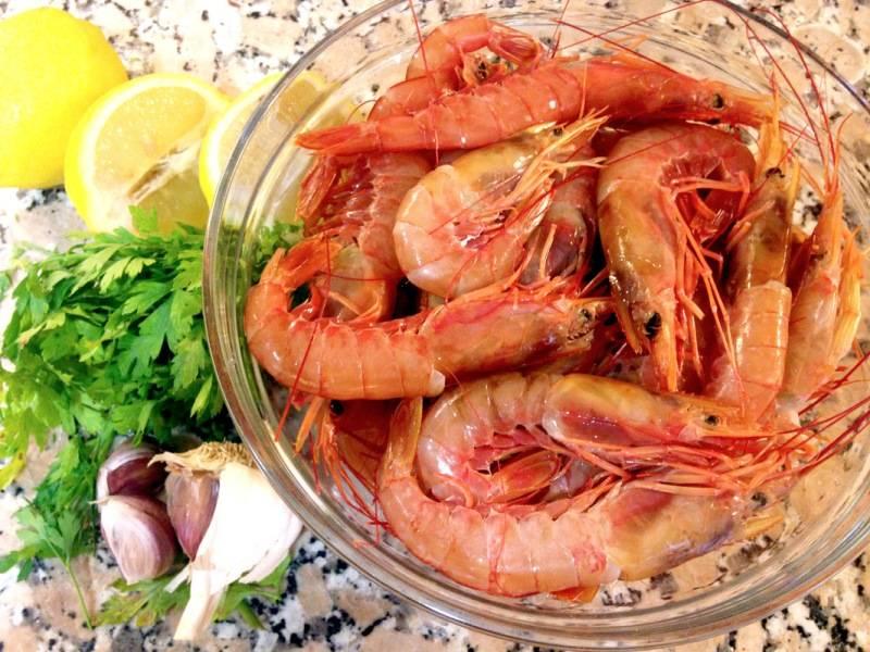 Креветки при грудном вскармливании и другие морепродукты