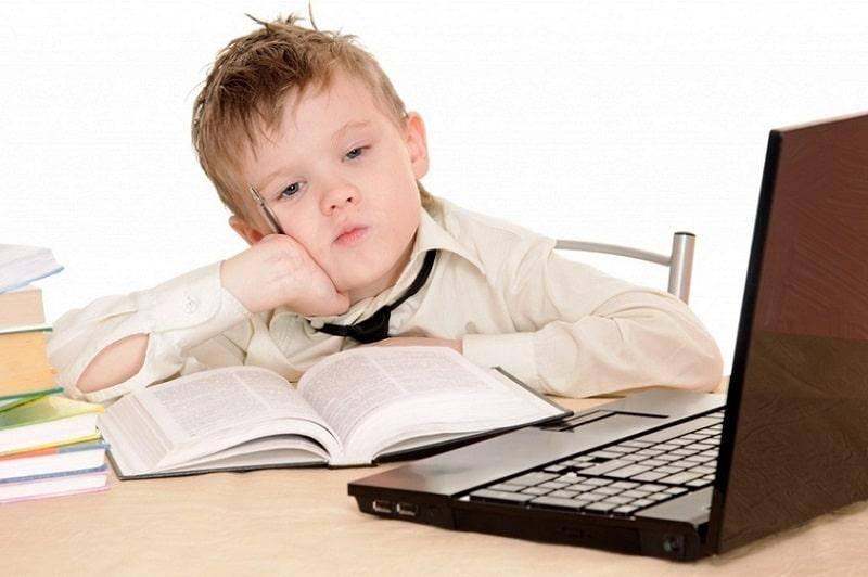 Что делать, если ребенок не хочет ничего делать