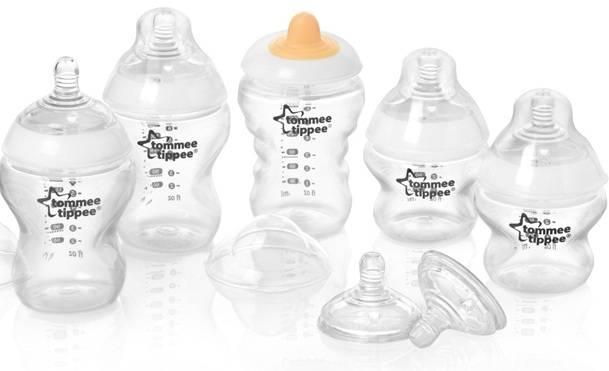 9 лучших бутылочек для новорожденных