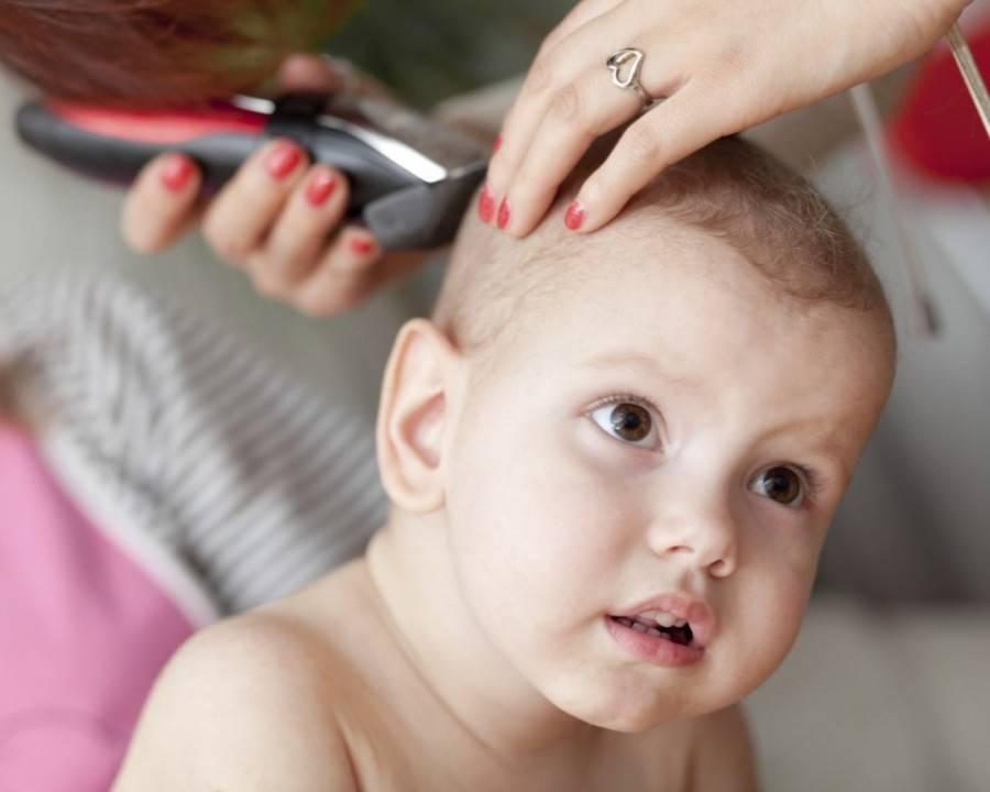 Первая стрижка ребенка – приметы и советы
