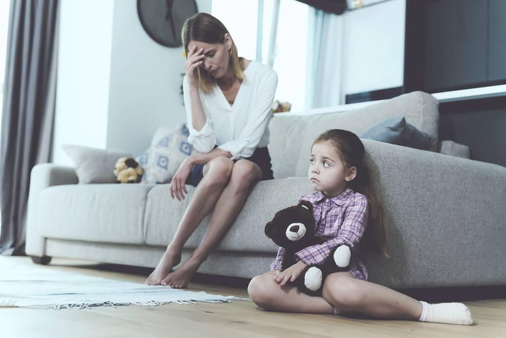 «я плохая мать» – 5 шагов к освобождению от чувства вины