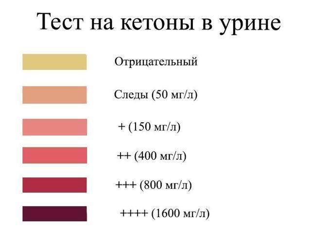 Анализы на ацетон | университетская клиника
