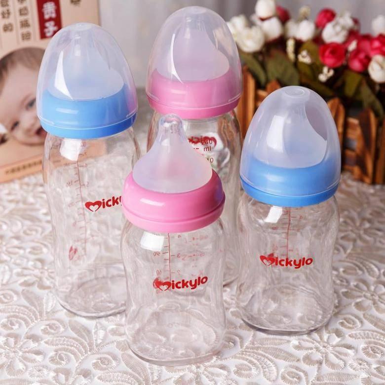 Выбираем лучшие бутылочки для кормления новорожденных детей