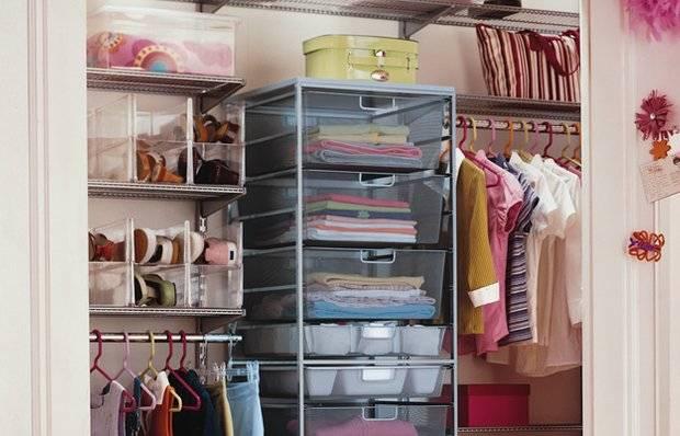 5 советов по хранению одежды – хранение