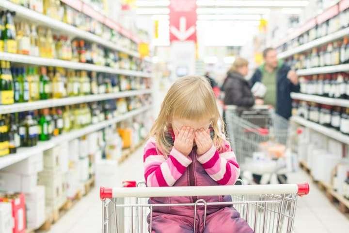 Лайфхак: как избежать истерики у ребенка в магазине