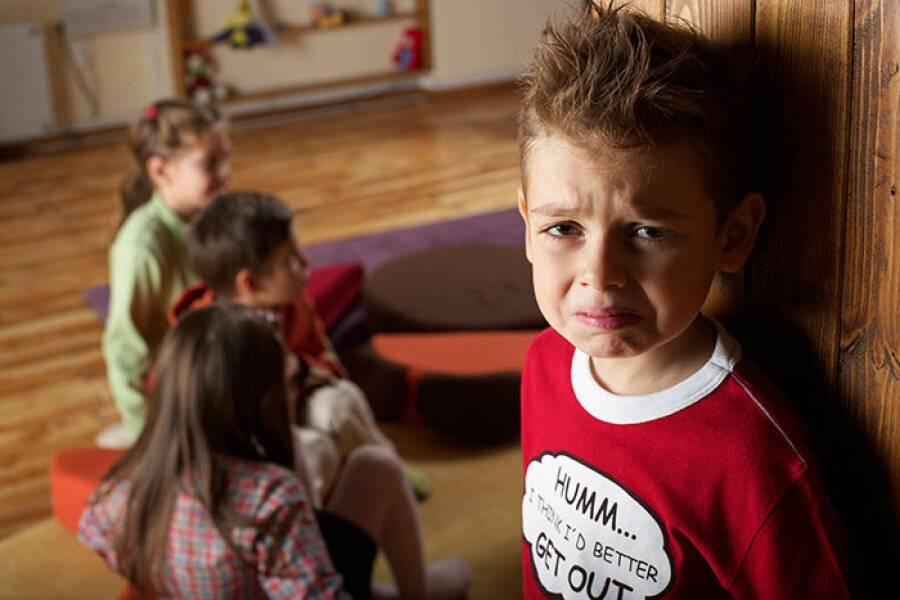 Что делать, если ребенок отказывается идти в сад?