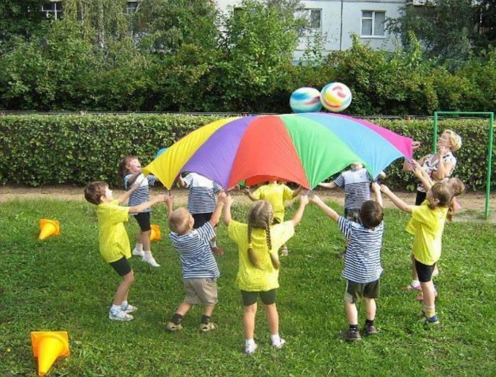 Подвижные игры на воздухе для детей | 18 на все случаи