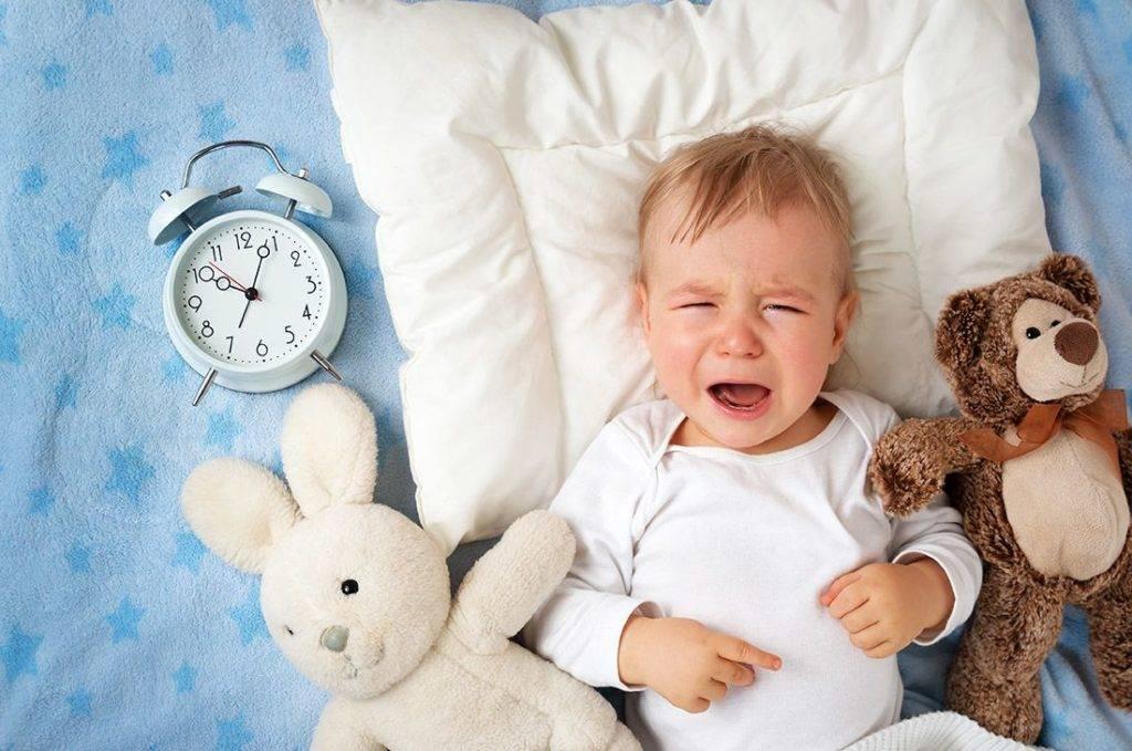 Как приучить младенца спать всю ночь: топ-9 советов - mama.ua