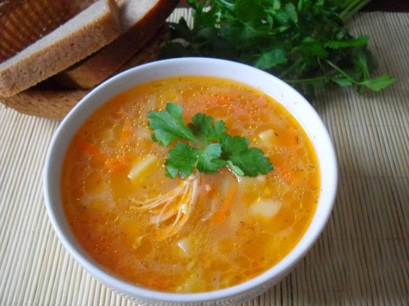 Супы для детей от 1 года: пошаговые рецепты с фото и видео