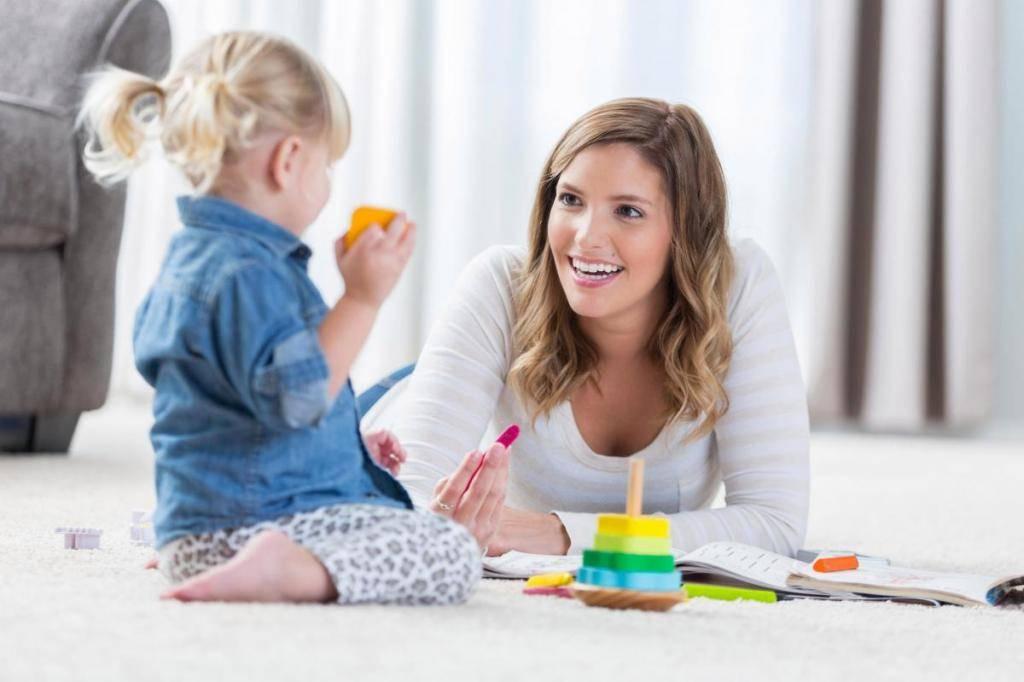 Роль няни в жизни ребенка