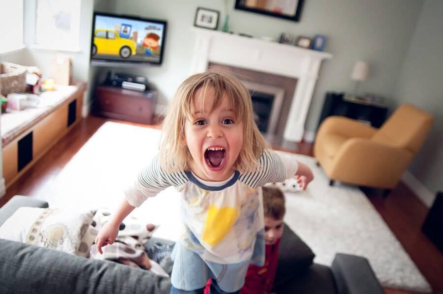 Болезнь счастливых, или почему детям скучно