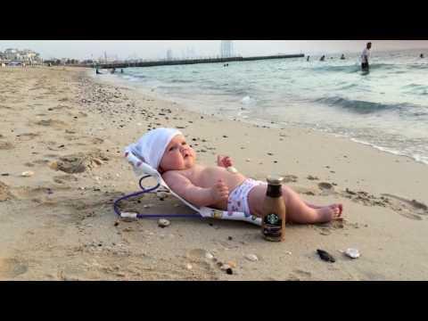 На море с грудничком?