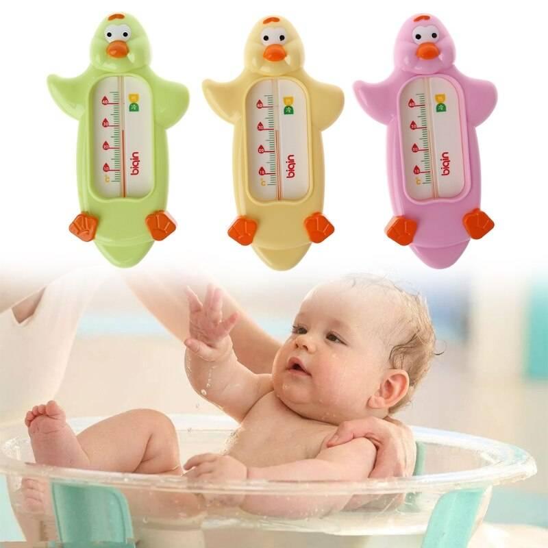Памятка: основные правила купания новорожденного