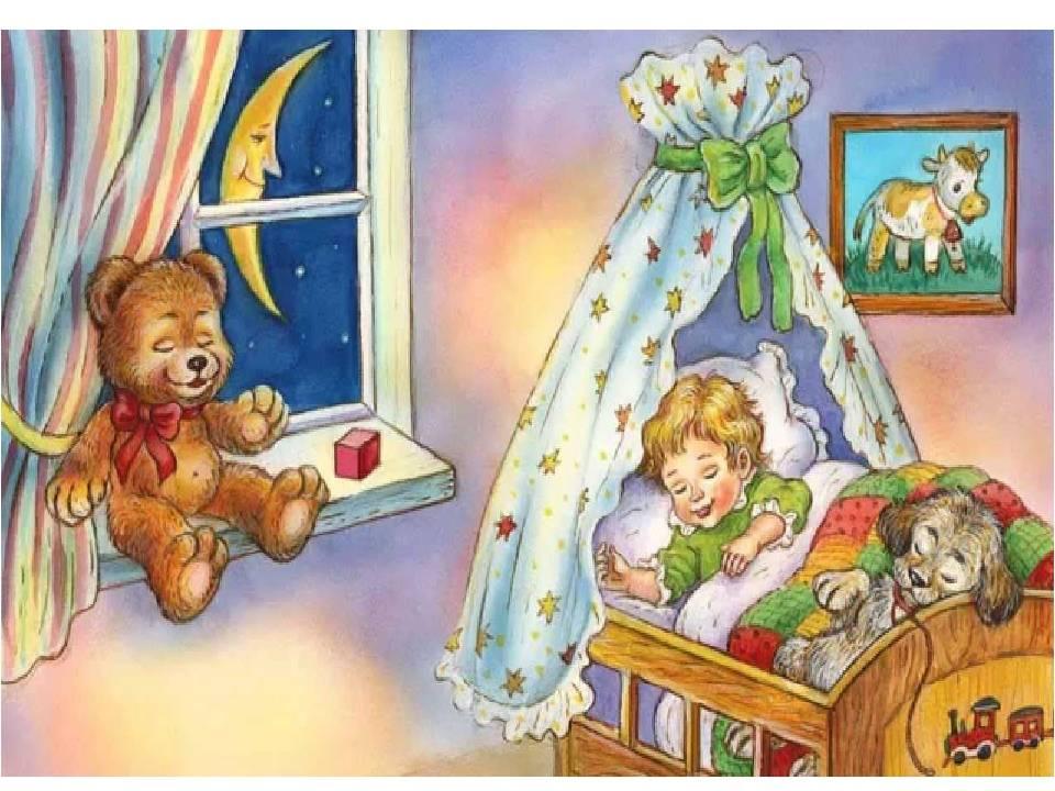 Как правильно петь колыбельную ребенку: 6 шагов - parents.ru