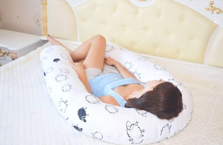 Наполнитель в подушке для беременных: какой лучше выбрать