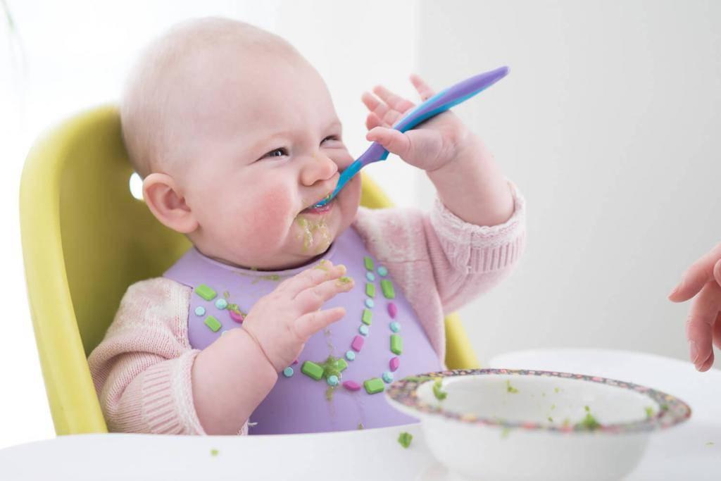➤ питание после родов