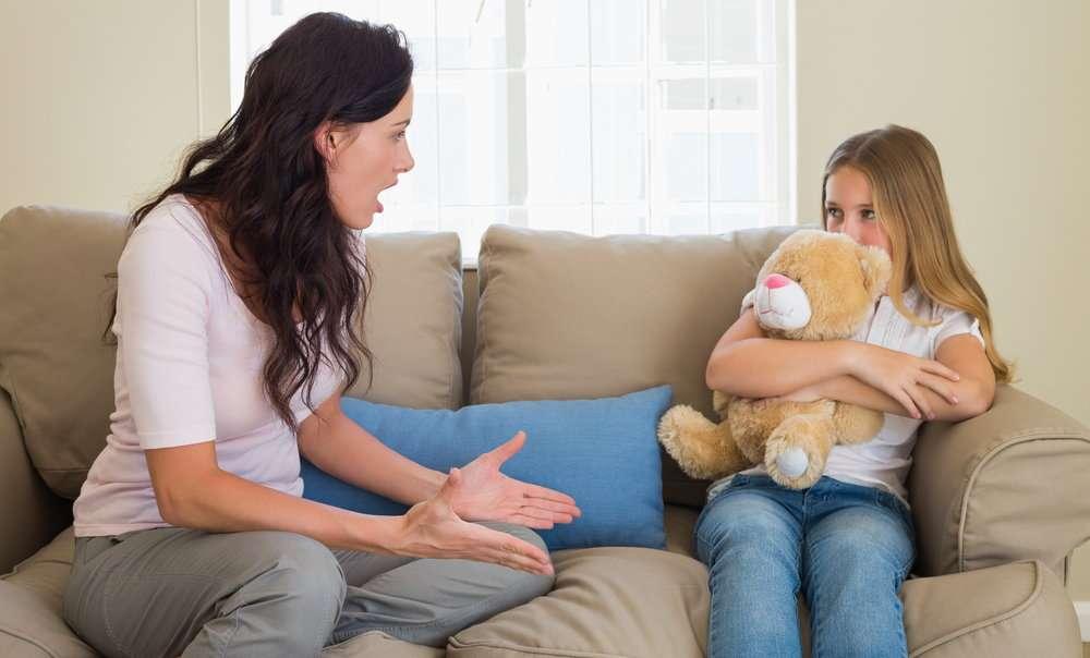Как не срываться на ребенка и контролировать себя