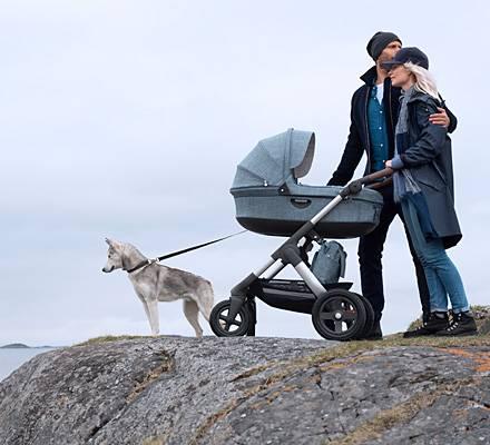 Как выбрать идеальную коляску для малыша?