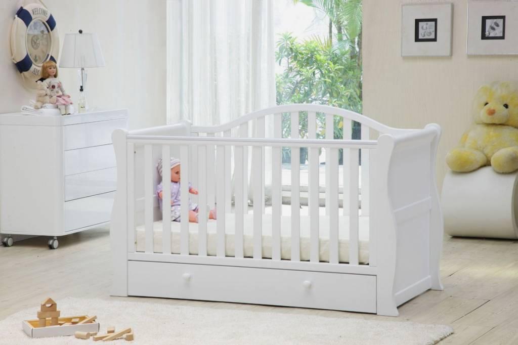Какая кроватка лучше подойдет для новорожденного: виды детских кроваток, характеристики, рекомендации