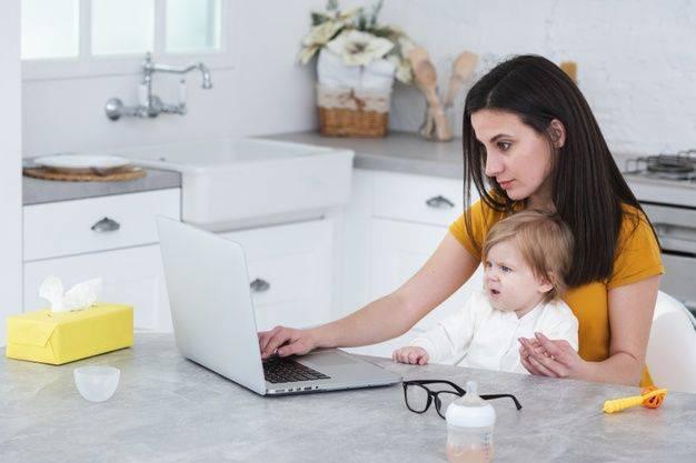 Топ-7 бизнес-идей для мам в декрете