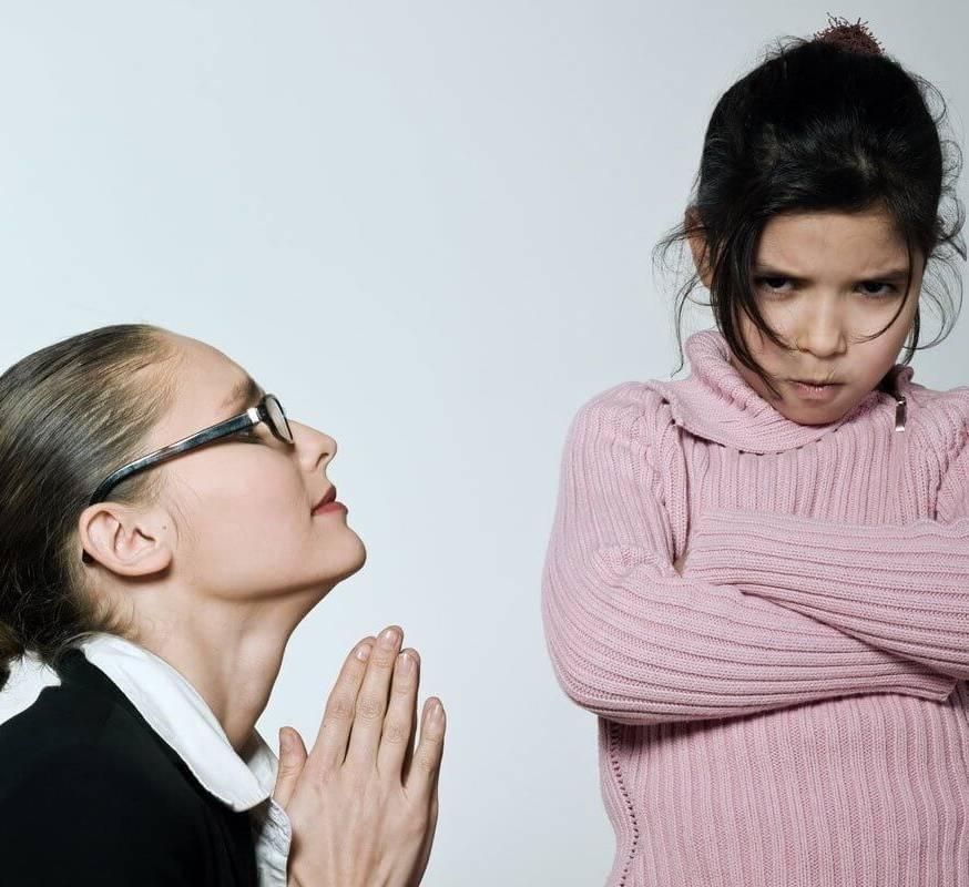 Как отучить ребенка манипулировать