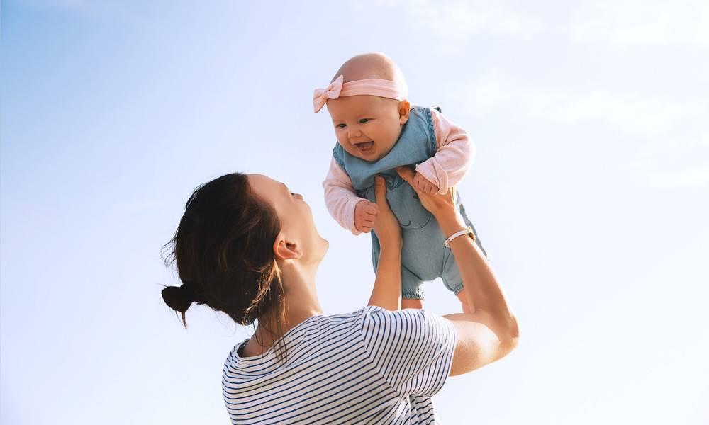 20 вещей, которые вы не можете сделать с новорожденным в первый месяц