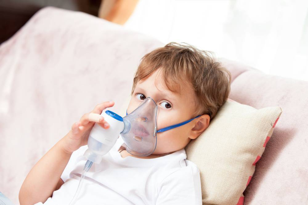 Как делать ребенку ингаляции с мирамистином от насморка