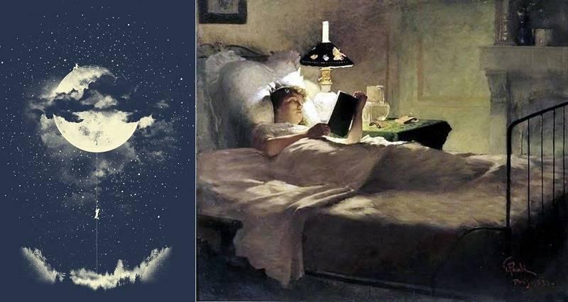 Сказка на ночь для малыша - пример создания сказочного мира