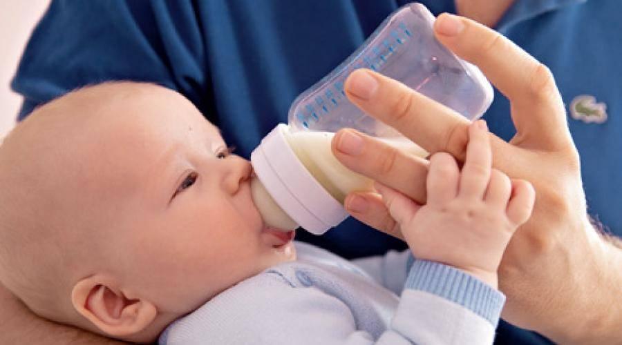 Как помочь малышу при срыгиваниях