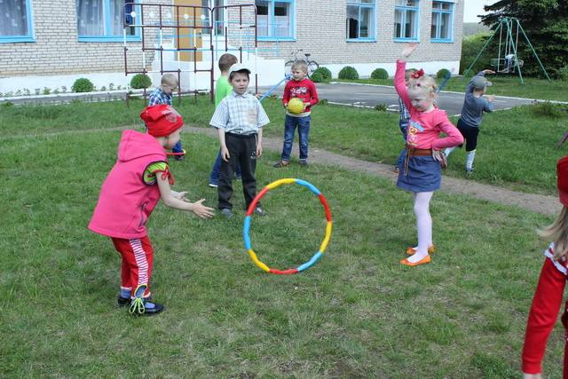Подвижные игры для детей 10-12 лет на улице летом