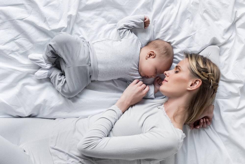 Совместный сон с ребенком: опыт многодетных