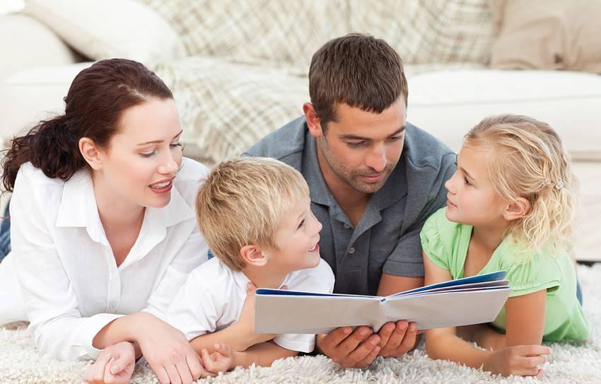 Разногласия в воспитании детей