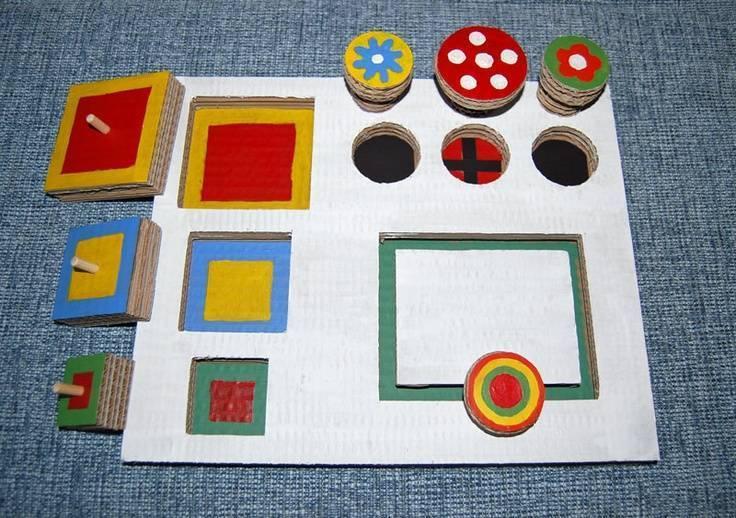 Монтессори материалы своими руками: 15 мастер-классов по созданию дидактического материала