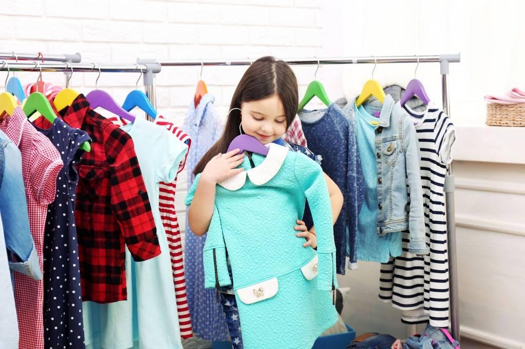 Выбор детской одежды: правила и рекомендации