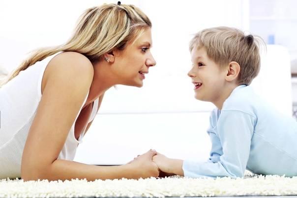 Эффективный прием, помогающий быстро договориться с ребенком