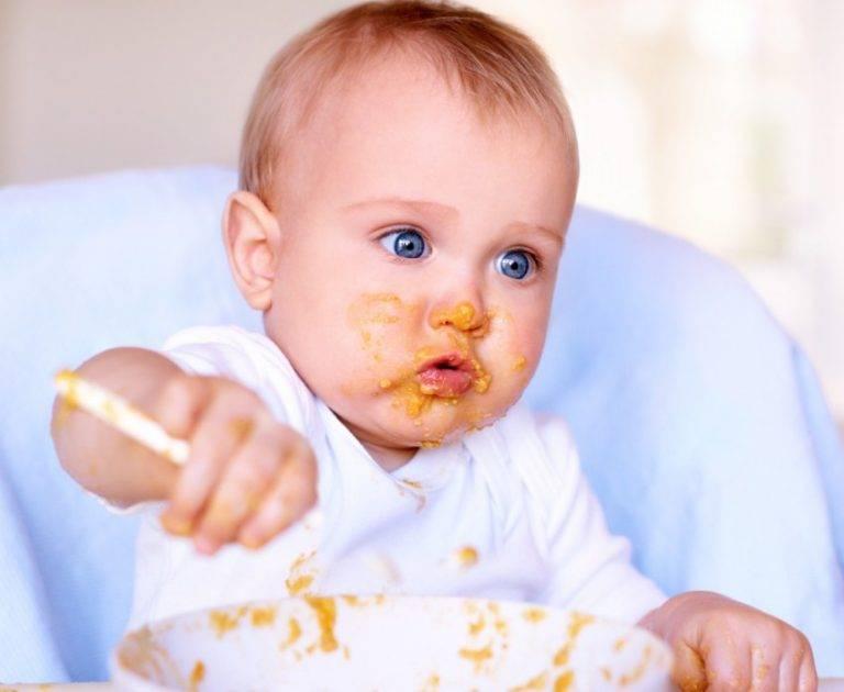 Какие сладости можно есть детям