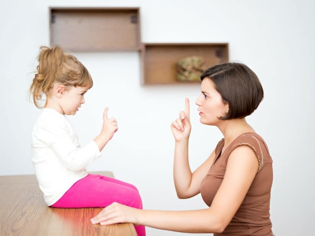 Как нельзя учить ребенка просить прощения