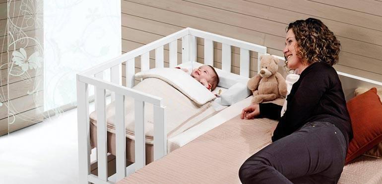 """Как научить ребенка спать на """"взрослой"""" кровати?"""