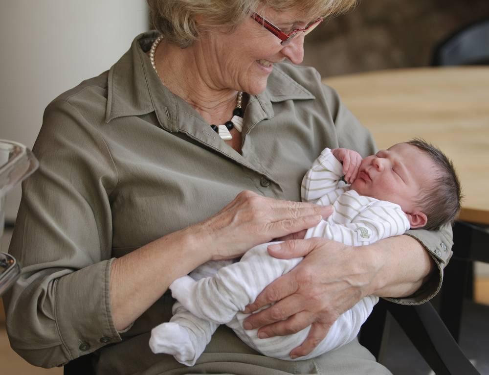 5 болевых точек в отношениях с бабушками | екатерина  бурмистрова