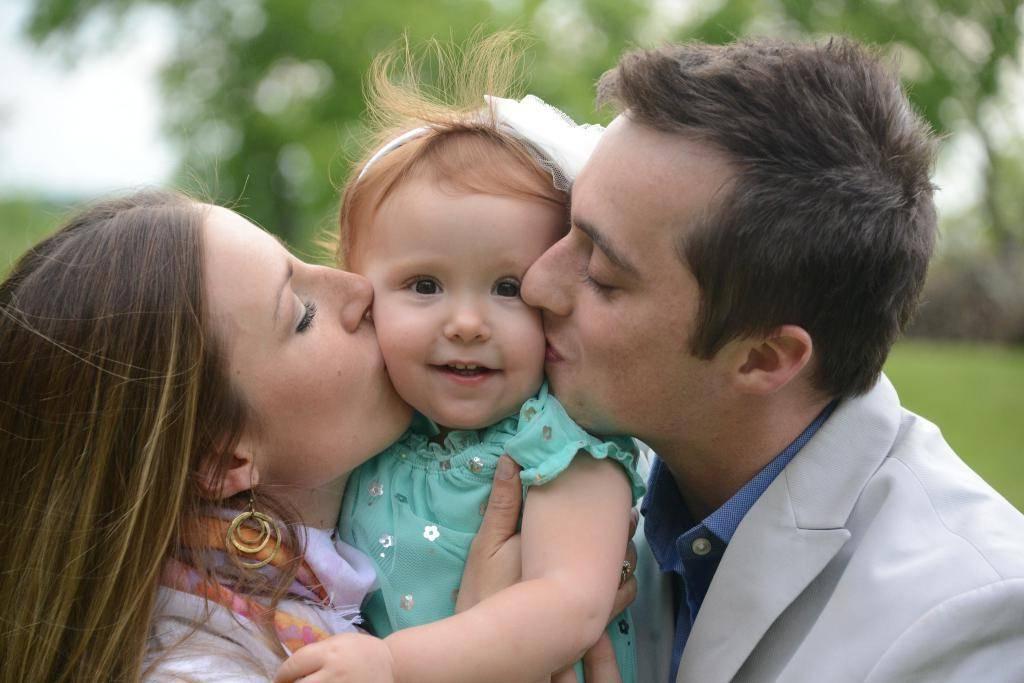 12 простых способов показывать ребенку свою любовь каждый день