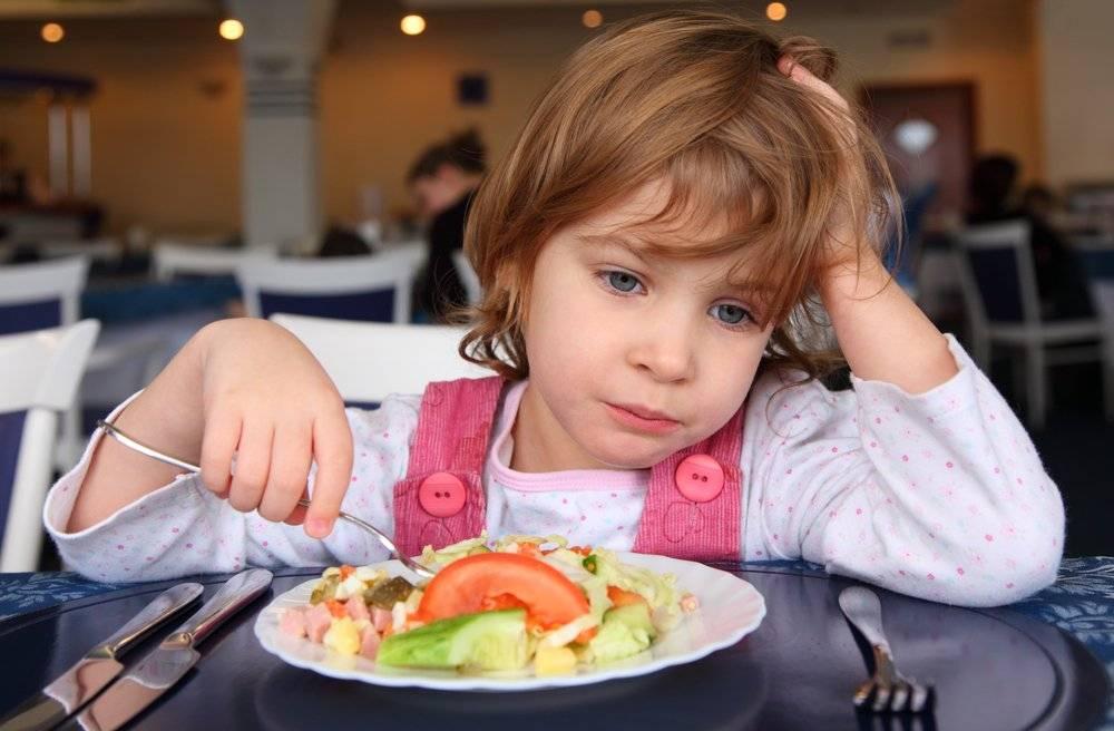 Меню, пожалуйста! почему ребенок не ест в детском саду?