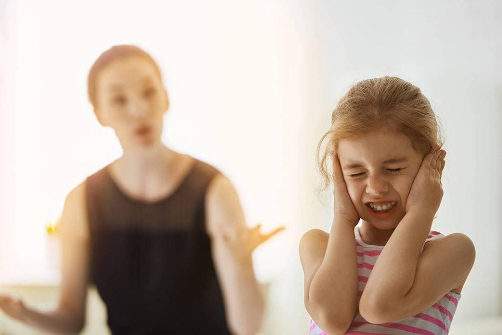 Как не срываться на детях и перестать кричать на ребенка