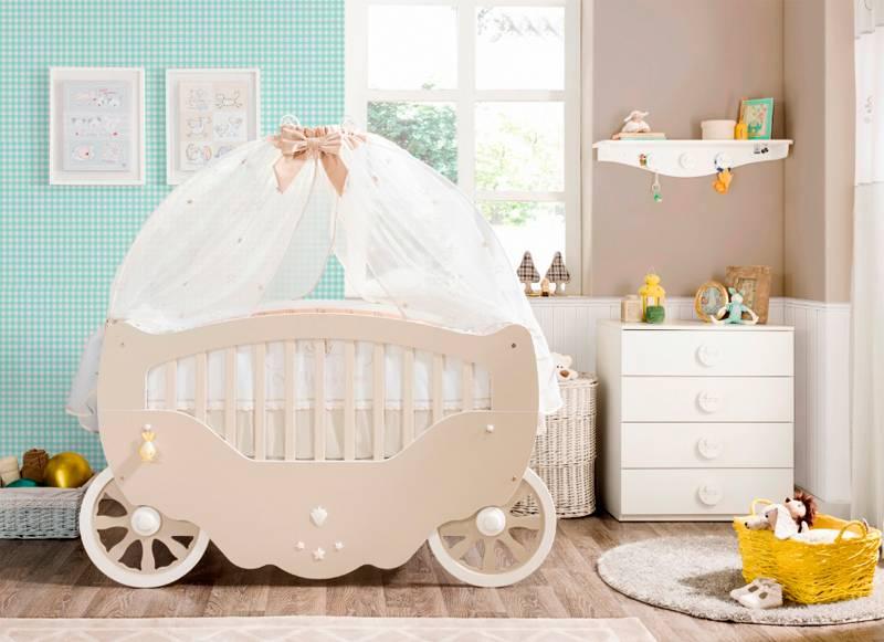 Кроватка для малыша: как выбрать лучший вариант