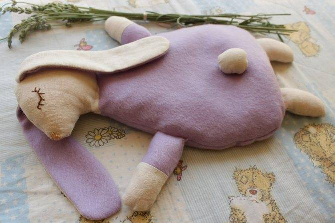Мастер-класс поделка изделие шитьё 2в1 сухая грелка + массажные мешочки материал природный ткань