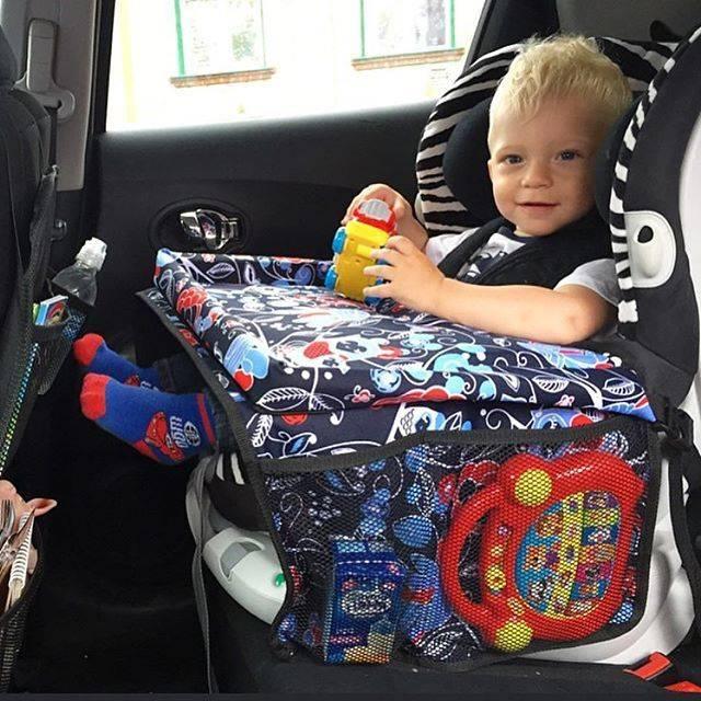 Чем занять ребенка в дороге | 20 интересных способов