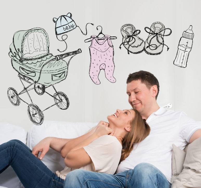 """Особенности правильного планирования беременности   клиника """"центр эко"""" в москве"""